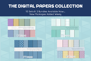 digital papers collection