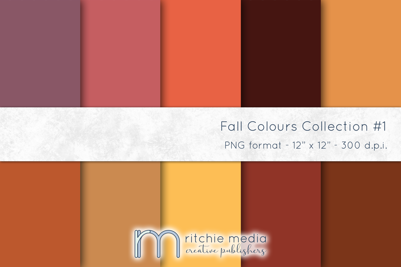 Fall Colors 1 Mockup