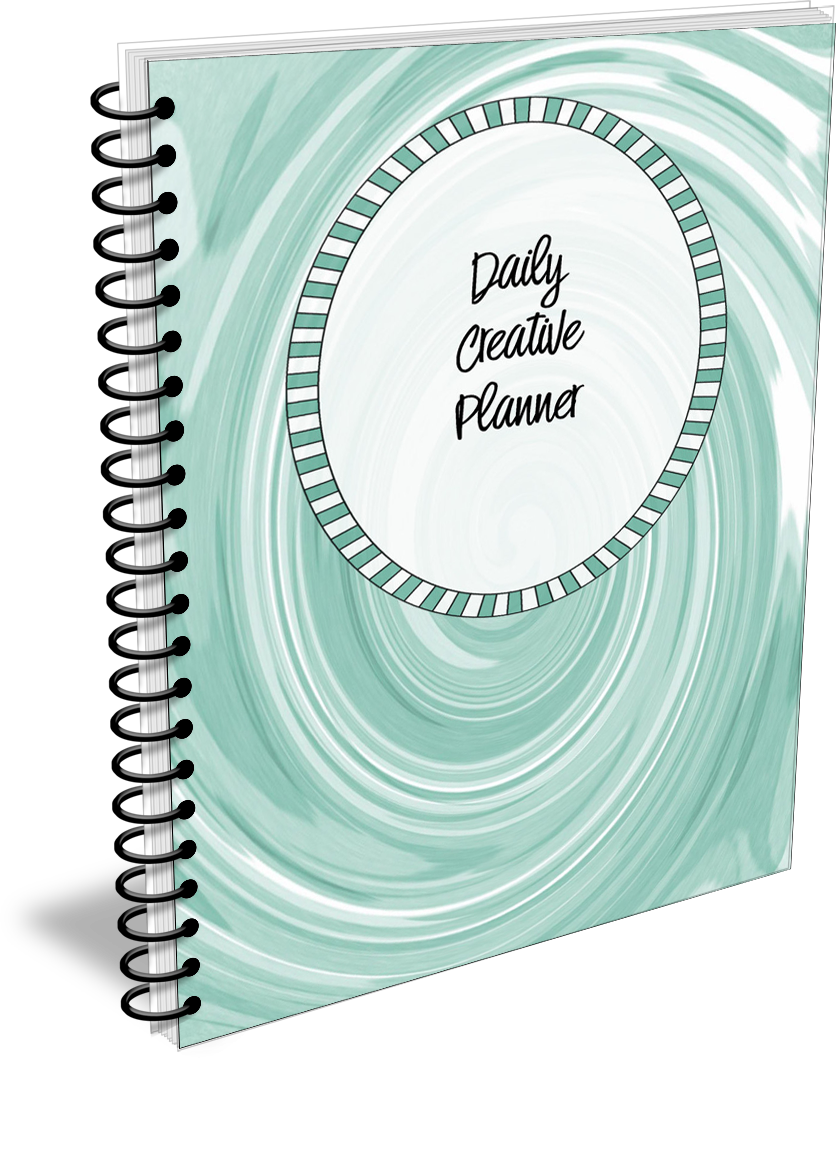 creativity planner cover