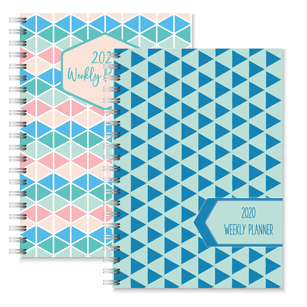 2 weekly planner covers