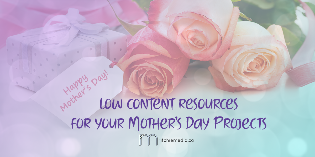 mothers day resources post