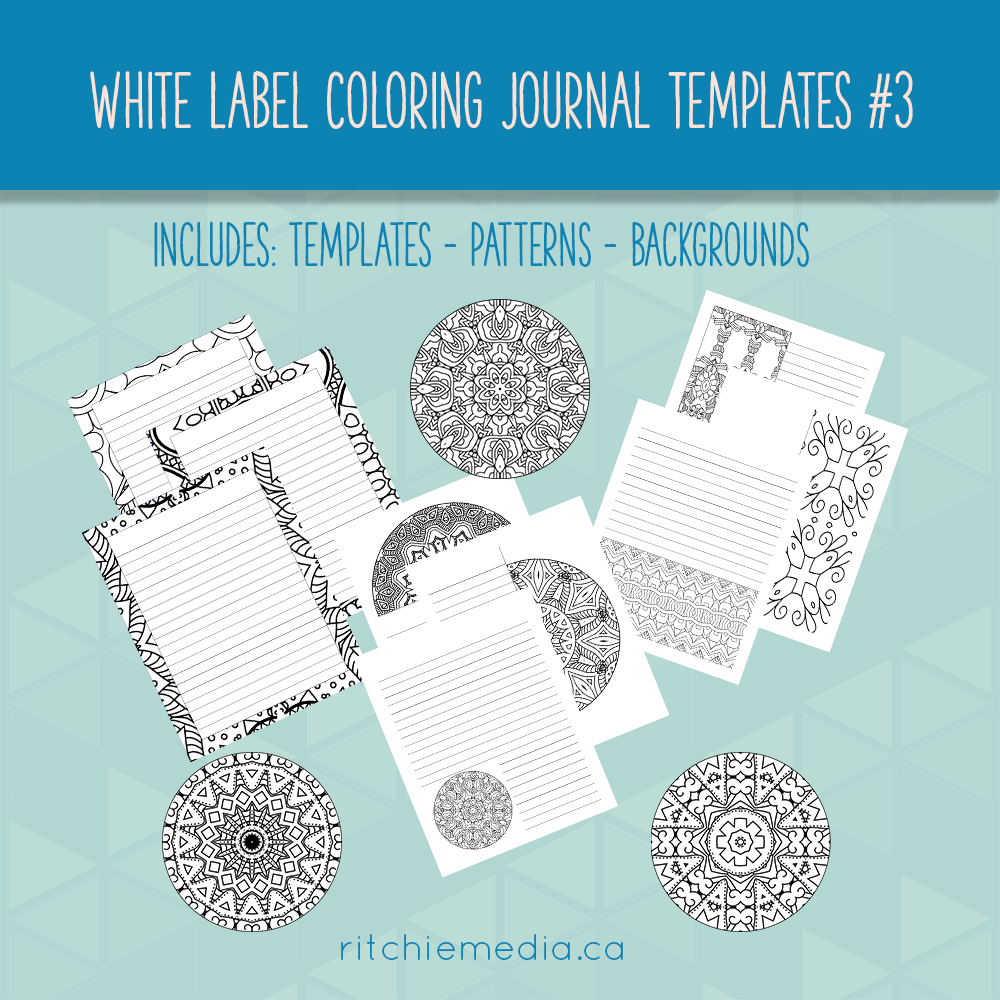 white label coloring journals 3