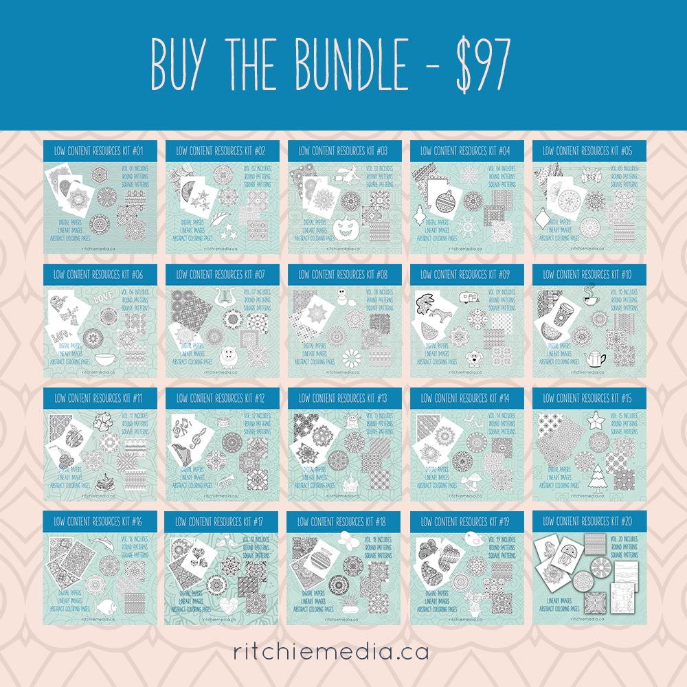 complete bundle promo graphic