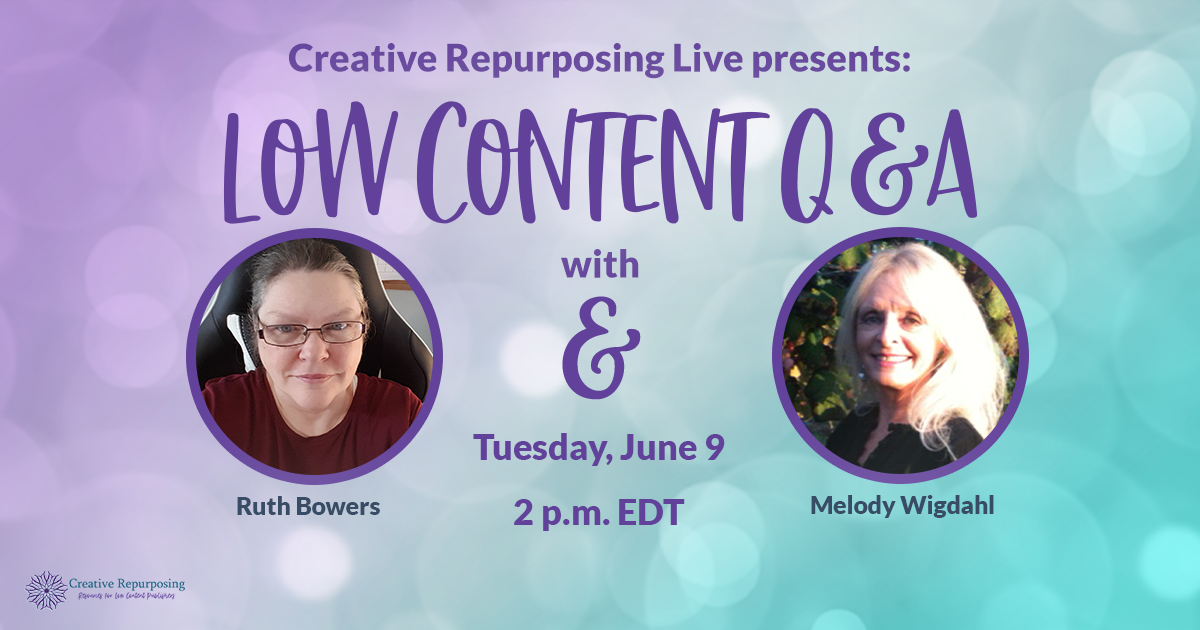 Ruth and Mel Show June 2020