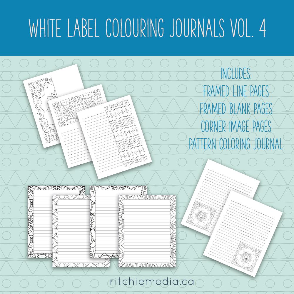 white label templates vol 4 promo