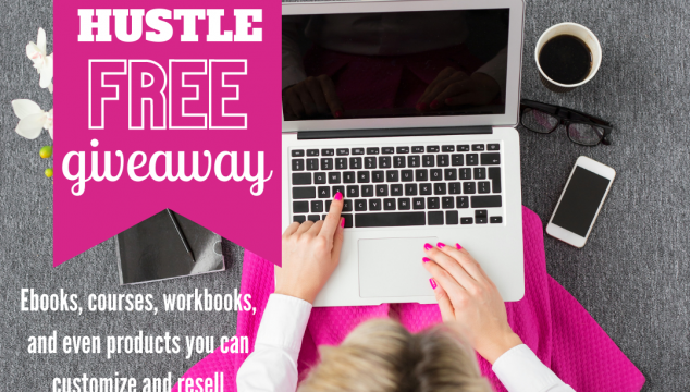 Start Your Side Hustle Giveaway