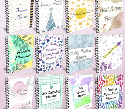 Fran's Big Bundle of Planners