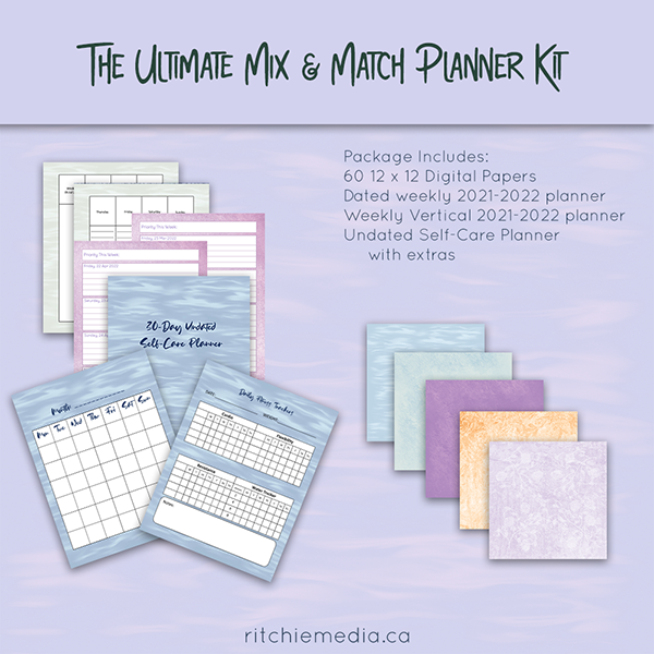 Ultimate Planner Kit (BC Stack Edition)