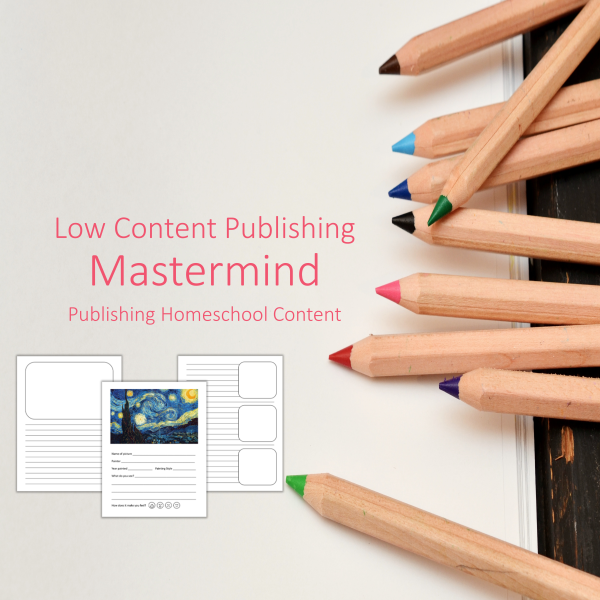 Lynn Homeschool Conotent Publishing