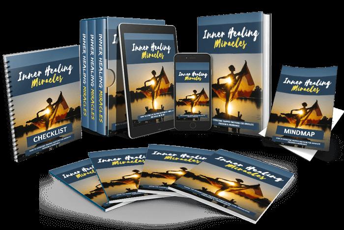 Inner Healing Miracles mockup
