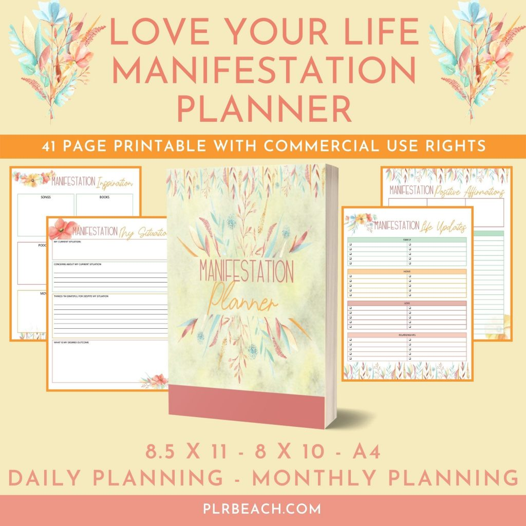 becky love your life planner