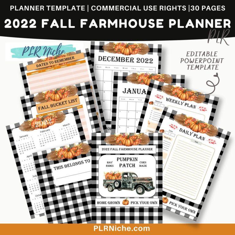 farmhouse planner promo